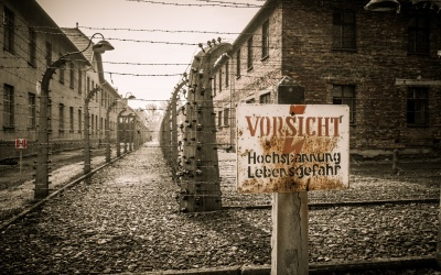 Aushwitz Nazi Camp
